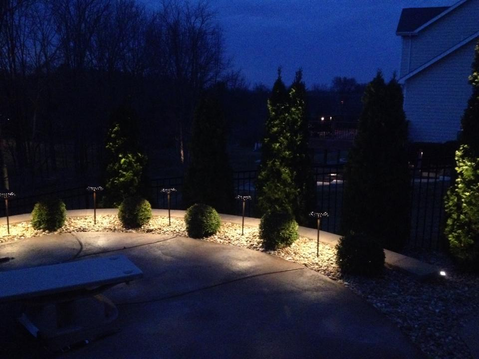 Outdoor lighting evopavers - Exterior landscape lighting fixtures ...