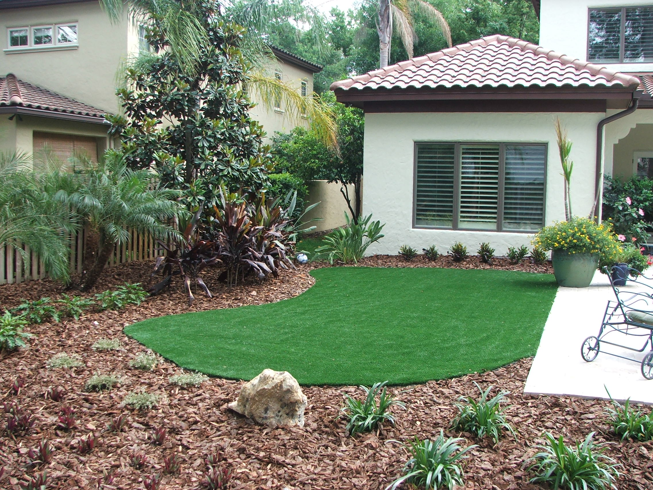 Synthetic Turf Evopavers